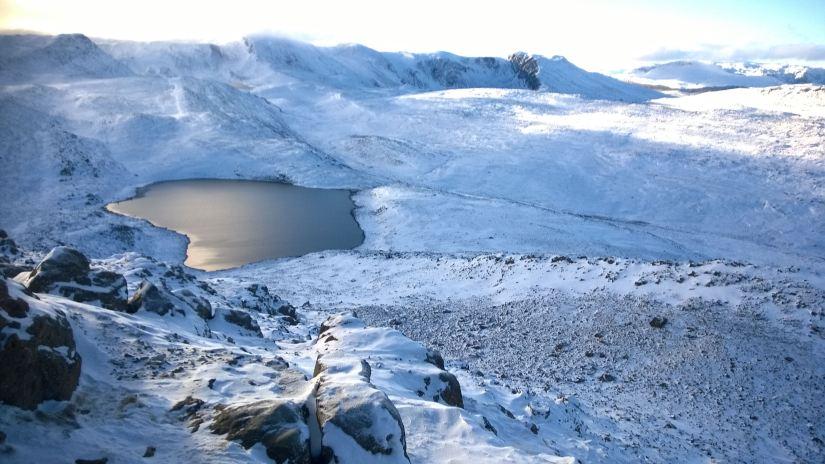 Sommet Haldde - Alta, Finnmark, Norvège - 2015 - @Quentin Dewailly